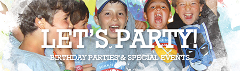 Book Us For Your Party or Special Event