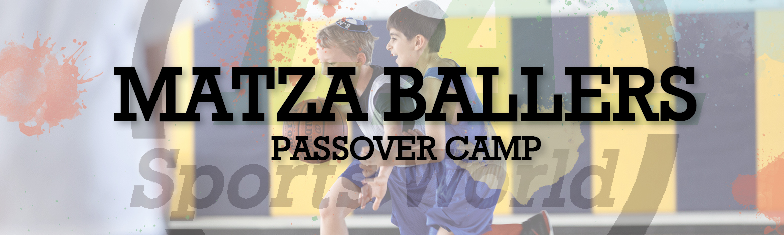 LASW Passover Sports Camp